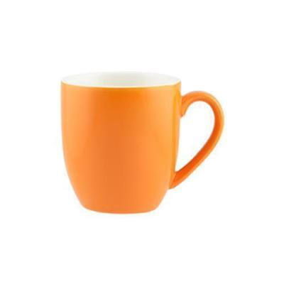36x Mug, Orange, 370mL, Rockingham, Tea / Coffee / Cafe / Restaurant / Bistro