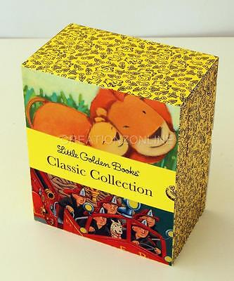 Little Golden Books Classic Collection 20 Book Collection In Box Set Brand New