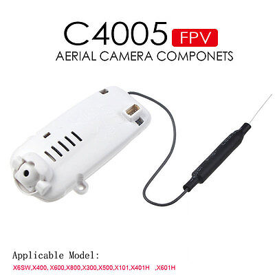 MJX C4005 WIFI fpv Camera used to X401H X601H X400 X500 X600 X800 X101 x6sw