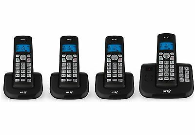 BT 3560 Cordless Telephone with Answer Machine - Quad.