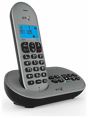 BT 3580 Cordless Telephone with Answer Machine - Single.