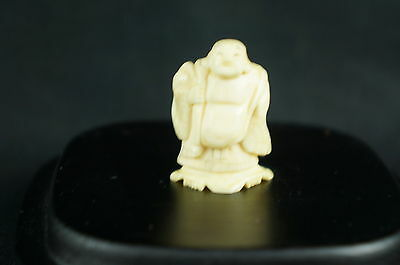Excellent Antique Vintage carved Okimono Netsuke great details
