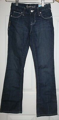 New with tags Girls OLD NAVY bootcut denim JEANS SIZE 8  NEW