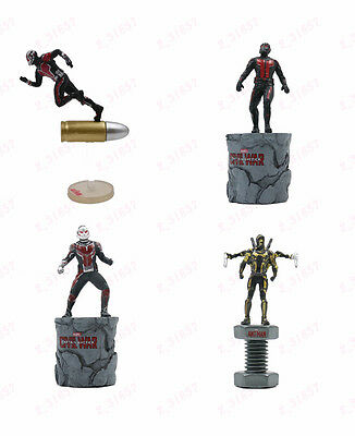 Marvel super hero Ant-Man Posed Character mini 1:1 figure statue 4 types in box