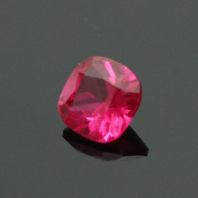 5MM RUBY SQUARE CUSHION CUT NATURAL GEMSTONE AAA For Jewelry Ring/Pendant