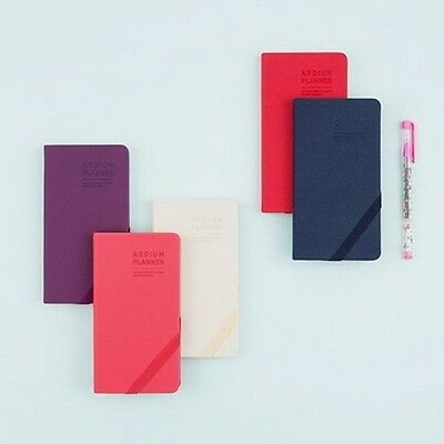 [2018 ARDIUM PLANNER H] Dated Daily Monthly Yearly Note Journal Calendar Diary