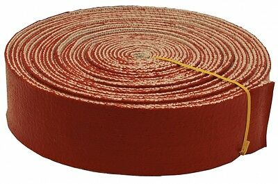"DIXON 4055-3 FIRE TAPE 3""x50ft. Fiberglass coated Silicone Rubber - Non-Adhesive"