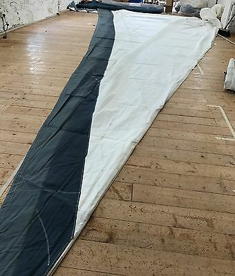 Roller Genoa head sail with UV strips (H13)