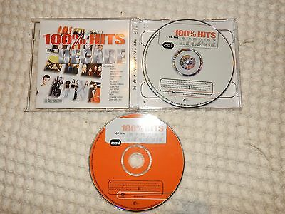 100% Hits of the Decade - Various (2 x CDs)