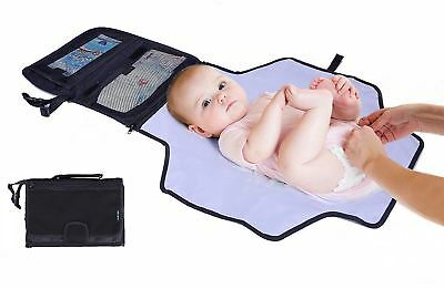 Baby Changing Pad By Lebogner - Great Gift Deluxe Diaper Kit With Neoprene New!!