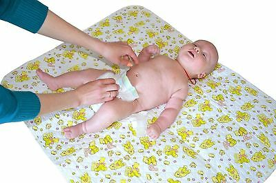 Portable Changing Pad-One of The Biggest Waterproof Pad for Home & Travel - New!