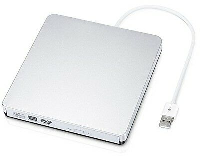 External DVD CD Burner Drive Portable USB DVD CD RW Writer CD-RW DVD-RW Player