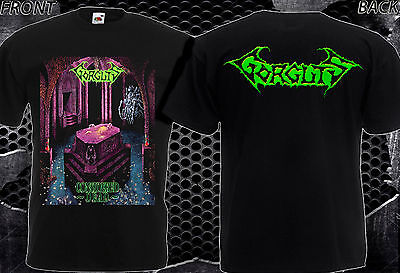 7f56236a GORGUTS Considered Dead -NEW T-SHIRT MEN'S-DTG PRINTED TEE SIZE-S