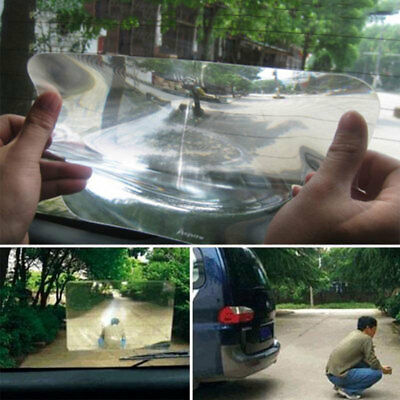 Auto Car Vehicle Rear Window Parking Reversing Wide Angle Fresnel Lens Sticker