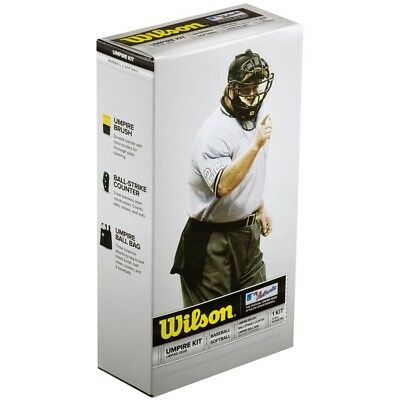 Wilson Umpire Kit - FAST, FREE SHIPPING!