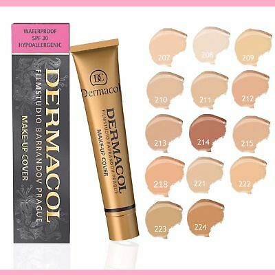 Hide Tattoo Concealer Make up Foundation Cover Professional Base Thick Base 214#