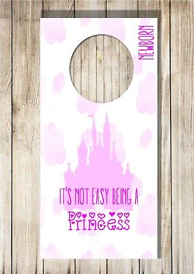 Princess- Baby Wardrobe / Closet Dividers