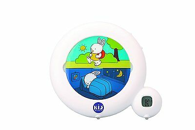 Claessens' Kids Kid'Sleep Classic Sleep Trainer, White New and Improved