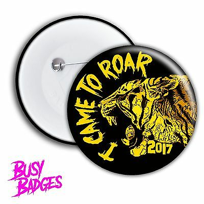 RICHMOND TIGERS - I CAME TO ROAR 2017 FINALS Badges & Magnets NEW DUSTIN MARTIN