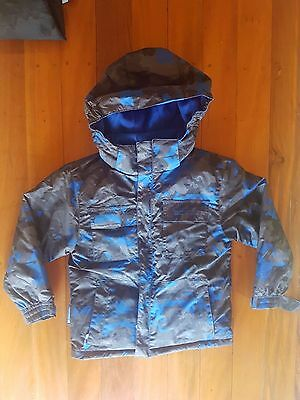 Boys snow jacket and pants Size 4/5
