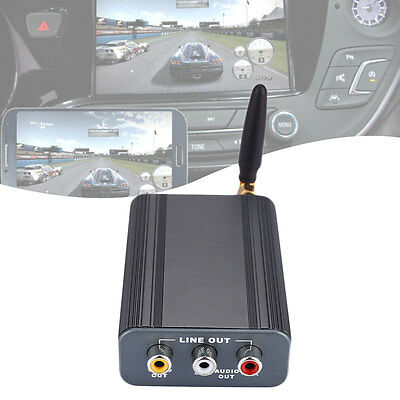 Car Auto 12V Wifi Miracast Screen Mirroring Box For IOS Android Display