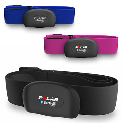 Polar H7 Bluetooth Heart Rate Sensor w/ Strap/App/Tracker Device/Fitness