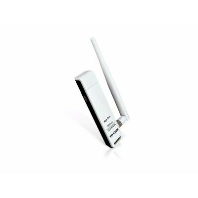 Tp-Link Tl-Wn722N Wireless N High Gain 150M Usb Adaptor Removable Aerial