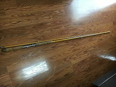 Vintage Eagle Claw Wright McGill 10' Powerlight Spinning Rod Tip needs repair