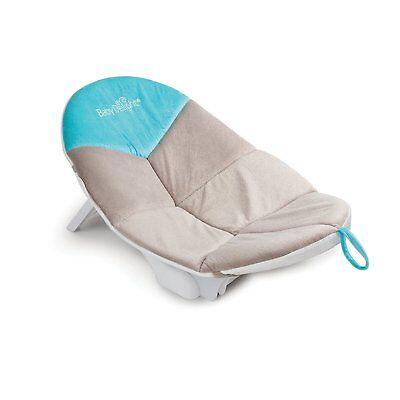 Baby Delight Cushi Bath, Teal/Gray