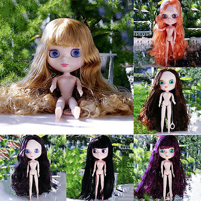 Nude Blyth Dolls DIY Change Collection Doll No Colothes No Shoes BJD Toy Girls