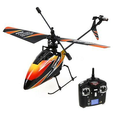 2017 New 4CH 2.4GHz Mini RC Helicopter with Mode 2 Transmitter A5D9