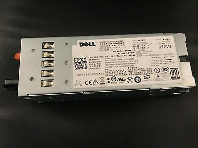 7NVX8 07NVX8 DELL Poweredge R710 Power Supply 870W A870P-00