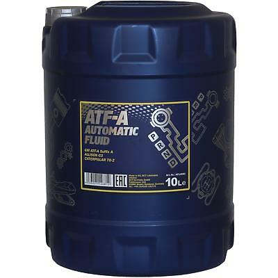 10 Litre Genuine Mannol Automatic Transmission Fluid atf-a PSF Gearbox öll Gear