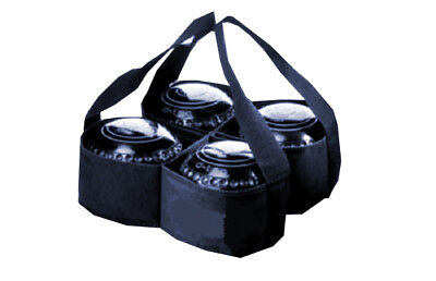 OSG Bowling Sports Bowls Carrier Harness Holds 4 Bowl Black