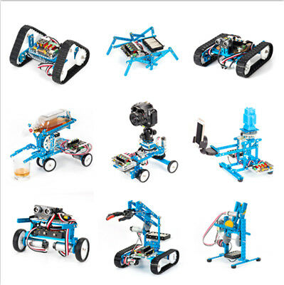 Makeblock Ultimate 2.0 10-in-1 DIY Graphical Programming Educational Robot Kit