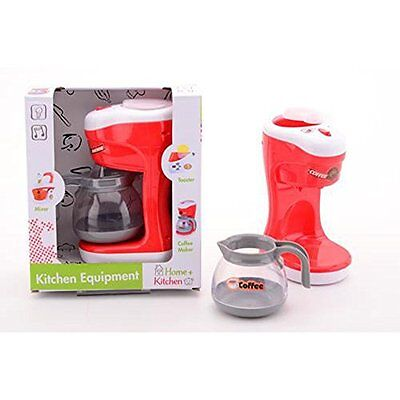 Machine a cafe (coffee maker)  en plastique avec le bruit du cafe qui coule