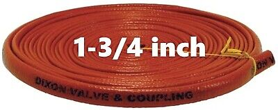 DIXON 4510-28 Fire Jacket for Hose 1-3/4 inch x 50'
