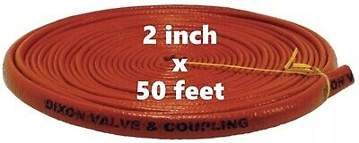 DIXON 5110-32 Fire Jacket for Hose 2 inch x 50'