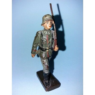 Lineol Germany  German Soldier March Wwii  Soldato Tedesco Fanteria Composizione