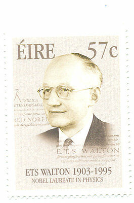 Ireland-Walton Nobel prize Physics (1611) mnh