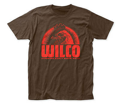 Wilco Rising Early Rooster Men's T-Shirt