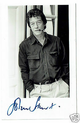 John Hurt Actor Scandal Hand  Signed Photograph 5 x 3