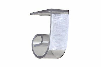 """NAVADEAL Table Skirting Clips Tablecloth Clips for Table 3/4""""  2"""" Pack of 50"""