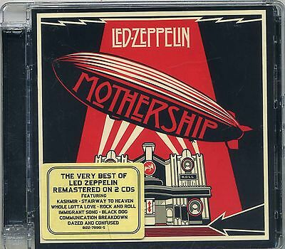 Led-Zeppelin Mothership - 2 x CD set (The Very Best Of)