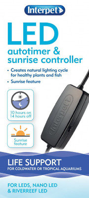 Interpet LED Auto Timer and Sunrise Controller