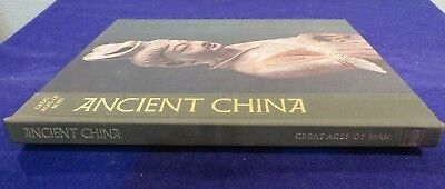 1967 ANCIENT CHINA; Great Ages Of Man Hardcover Book by TIME LIFE BOOKS