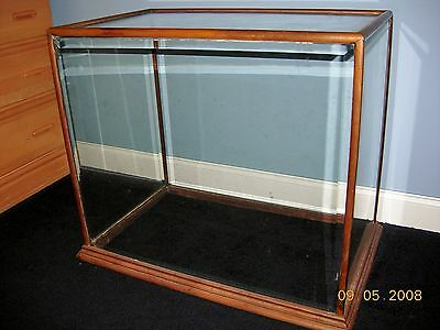 Antique Display Case circa 1890