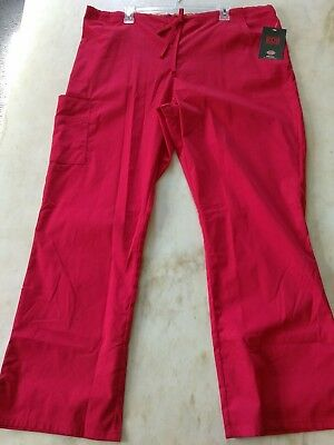 Dickies Eds Cargo Scrub Pants Brand New With Tags Size Xl