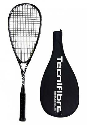 Tecnifibre Black Edition Squash Racket
