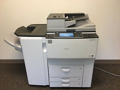 Ricoh Aficio MP 7502 Copier Printer Scanner LOW 179k total with FREE SHIPPING